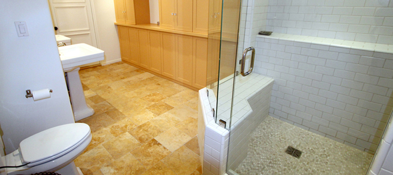 Bathroom floor tile home depot